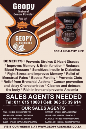 Geopy Organic Cocoa Powder for Health Benefits
