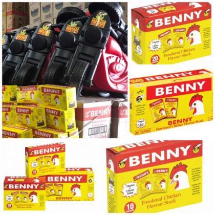 Wholesale Benny Chicken Powder in Constantia, Western Cape