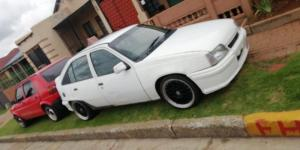1991 Opel Kadett 200i CD 16v with a Opel 2.0 Gsi 16v engin
