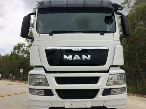 2013 MAN TGS 26.540 FOR SALE