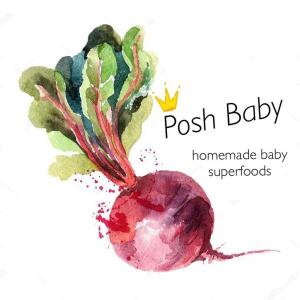 Poshbaby Homemade babyfoods