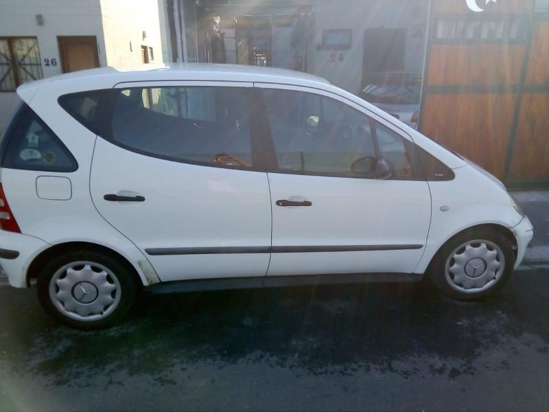 Merc A160 Selling For 40k Neg Or Swop For Decent Bakkie Cape Town Mercedes Benz Used Cars Public Ads