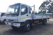 1998 Isuzu FTR800 dropside truck for sale