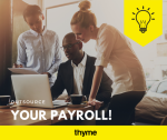 Outsource your payroll today