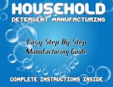 55 Formula Detergent Manufacturing Manual @ R450