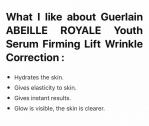 Anti Aging Serums Exclusive  Guerlain  French Product The Best