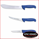Food processing knife rental & sharpening service