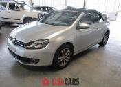 VW GOLF CABRIOLET 1.4TSI HIGHLINE AUTO
