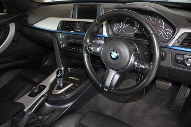 2014 BMW 320D M-SPORT AUTOMATIC