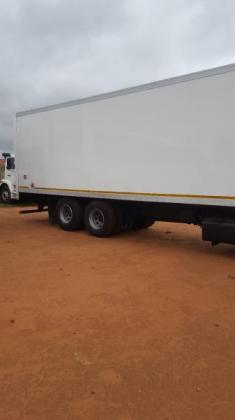 2014 MAN TGM 25-280 BL-L 6x2 Fridge Unit