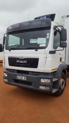 2014 MAN TGM 25-280 BL-L 6x2 Fridge Unit