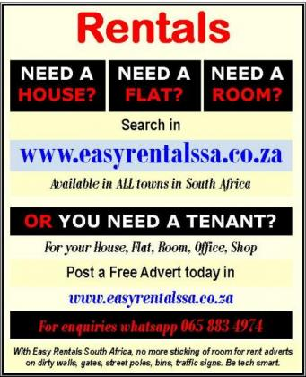 Houses, Flats, Townhouses, Rooms and Commercial property wanted in all areas