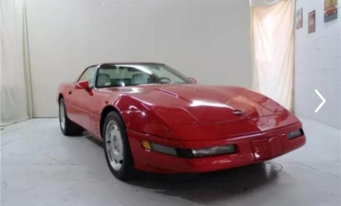 Corvette ZRI V8