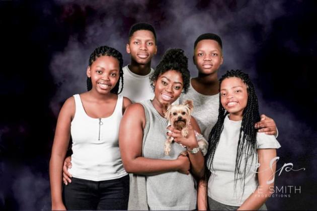 Gauteng Family Photographer in Randburg, Gauteng
