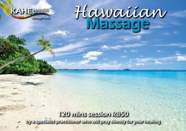 Holistic Massage Centurion Pretoria
