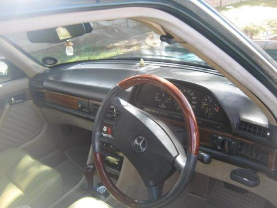 Mercedes-Benz 500SE - In Mint Condition - R120,000