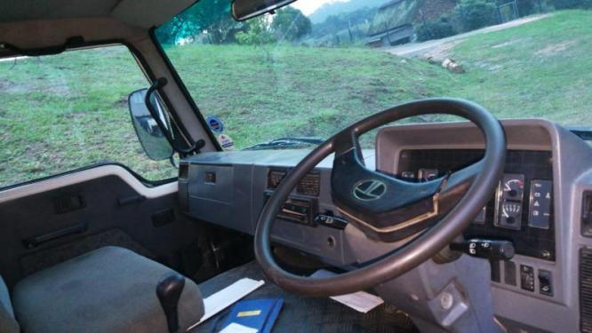 TATA LPT 813 Ex Euro 2