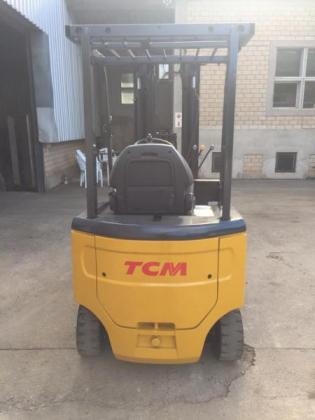 TCM 1.5 TON ELECTRIC FORKLIFT FOR SALE PRICE = R 75,000.00 excluding vat