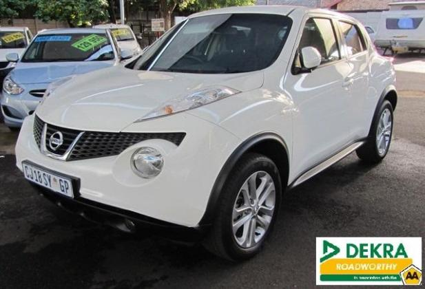 USED VEHICLE - NISSAN JUKE