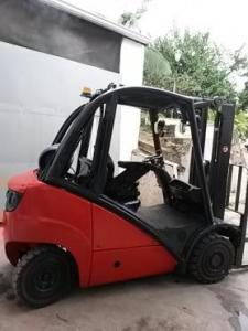 2.5 TON GAS LINDE FORKLIFT FOR SALE R125 000 EXCL VAT