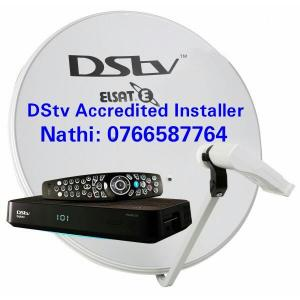 DStv Accredited Installer in Nelspruit Nathi: 0766587764