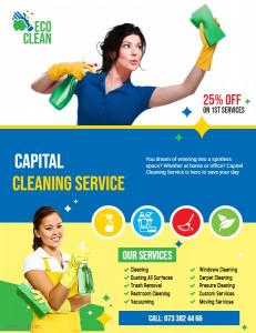 Move Out Cleaning Service A...