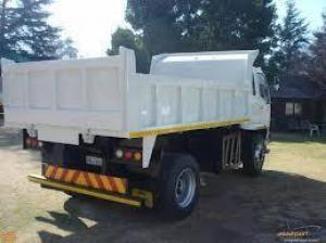 Tipper tracks for hire