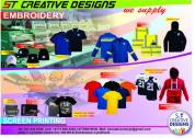 ALL BRANDING SERVICES UNDER ONE ROOF ,THINK ST CREATIVE FOR BEST AND RELIEBLE