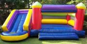 Assorted jumping castles and slides all brand new on winter sale