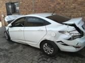 AVAILABLE NOW FOR PARTS! HY038 HYUNDAI ACCENT 2016 G4FC