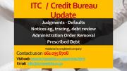 ITC, Judgments and Old Accounts