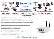 Latest LTE Cameras