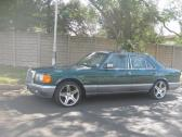 Mercedes-Benz 500SE - In Mint Condition - R110,000