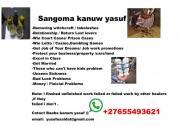 SANGOMA IN PRETORIA +27655493621
