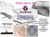 Various Signage Materials