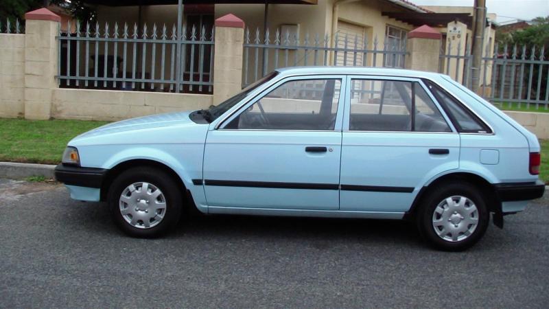 1996 Mazda 323 Embalenhle Mazda Used Cars Public Ads