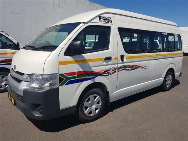 2016 Toyota Quantum Sesfikile 2 5L Diesel Engine | Umtata Mthatha