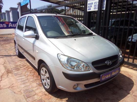 2009 Hyundai Getz 1.4i