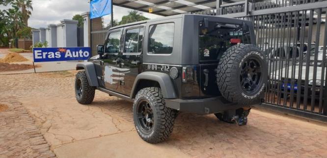 2010 Jeep Wrangler 3.8 Rubicon