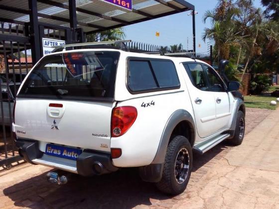 2011 Mitsubishi Triton 3.2 DID 4x4 D/C