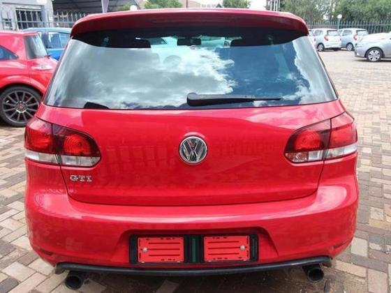 2013 Volkswagen Golf 6 GTI 2.0