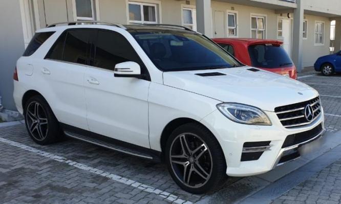 2014 Mercedes Benz ML350 AMG Bluetec - Rent to own