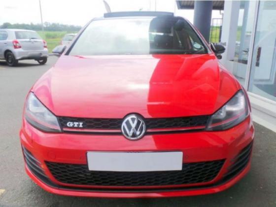 2014 Volkswagen Golf 7 GTI 2.0 Dsg