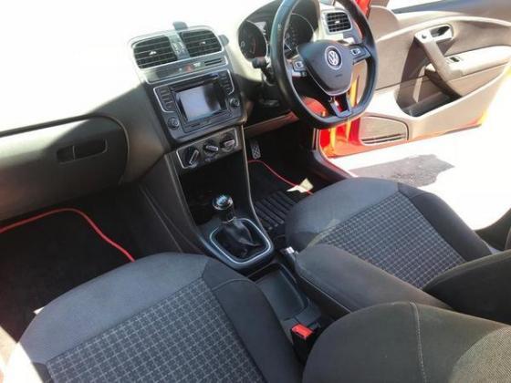 2015 Volkswagen Polo Tsi 1.2l