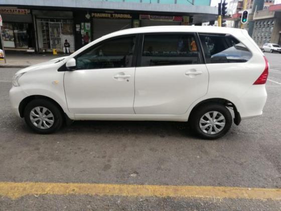 2016 Toyota Avanza 1.5l Sx for sale
