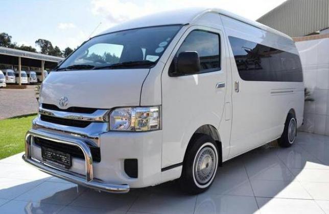 2016 Toyota Quantum GL Petrol 2.7