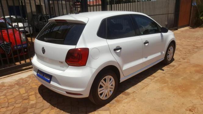 2017 VW Polo 1.2 TSI Trendline
