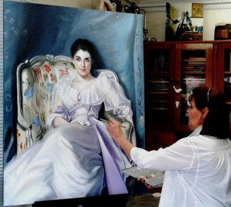 Art Classes for Adults Greenside Studio Oil Acrylics drawing 0720525466