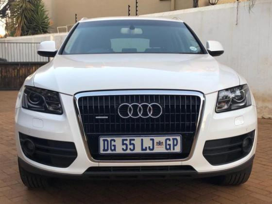 AUDI Q5 TDI FOR SALE BY OWNER