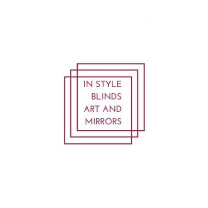 In Style Blinds Shutters Mirrors and Art